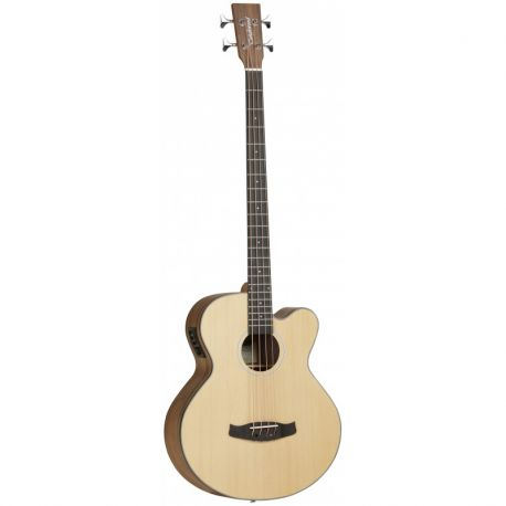 Basse électroacoustique Tanglewood Discovery DBT AB BW