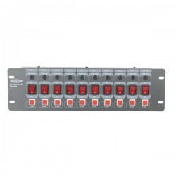 SHOWTEC DJ-SWITCH 10F