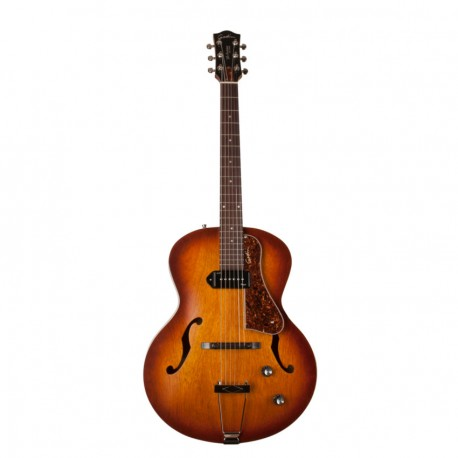Godin 5th Avenue Kinguin P90 Cognac Burst