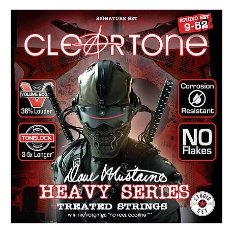 Cleartone Dave Mustaine Studio 9-52