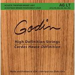 Godin a6 Lt Acoustic HD Strings 12-53