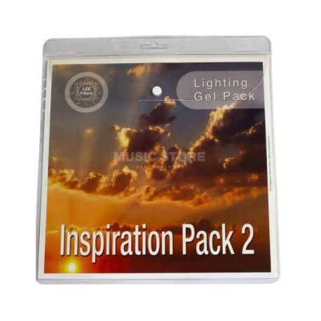 Lee Filters GelPack Inspiration Pack 2
